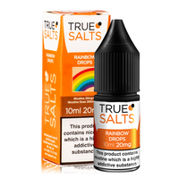 True Salts Rainbow Drops 10ml Nic Salt