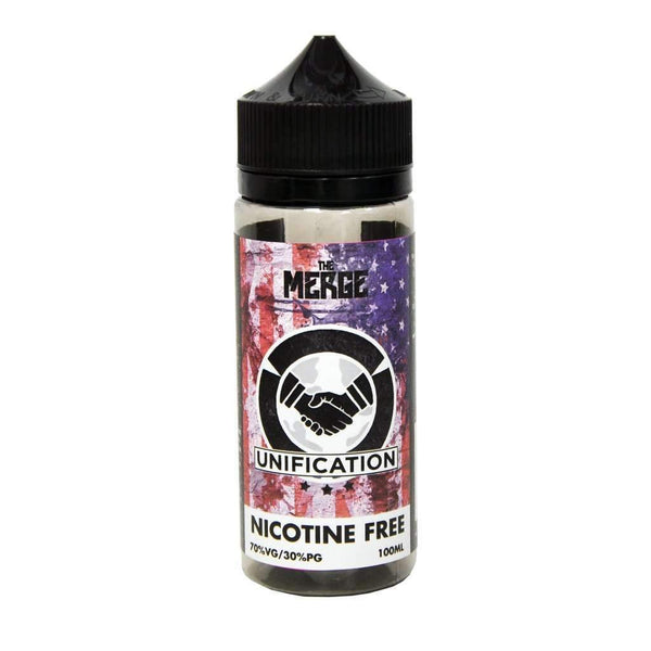 Unification By The Merge 0mg Short Fill - 100ml - Short Fills
