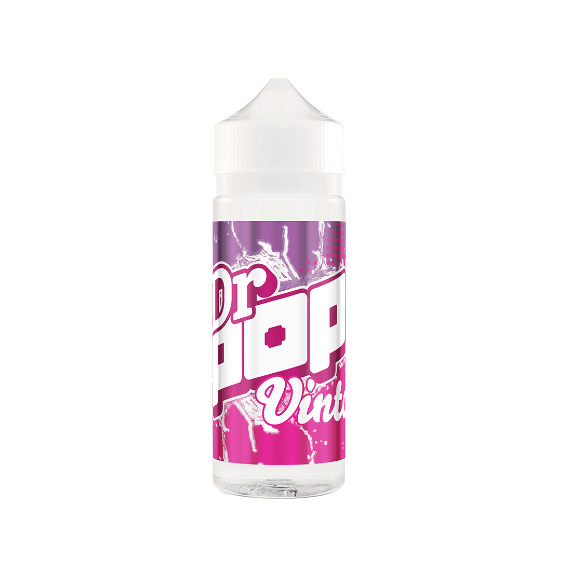 Dr Pop Vinto 0mg Short Fill - 100ml