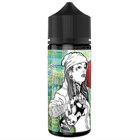 Wanderlust by Suicide Bunny 100ml Short Fill E-liquid