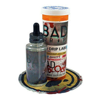 Bad Blood E-Liquid by Bad Drip 50ml Short Fill
