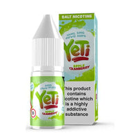 Yeti Apple Cranberry Nic Salt 10ml 20mg