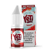 Yeti Cherry Nic Salt 10ml 20mg