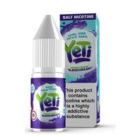 Yeti Honeydew Blackcurrant Nic Salt 10ml 20mg