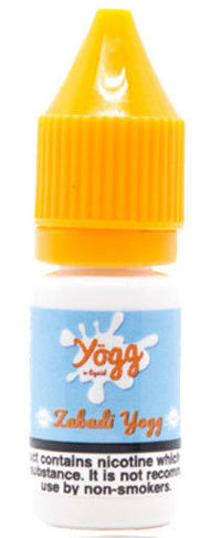 Zabadi Yogg E-Liquid by YOGGLYFE 10ml - TPD Compliant E-Liquid