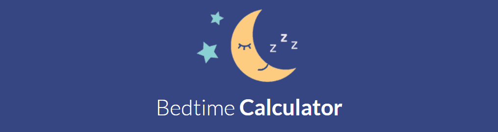 Kids Sleep Calculator