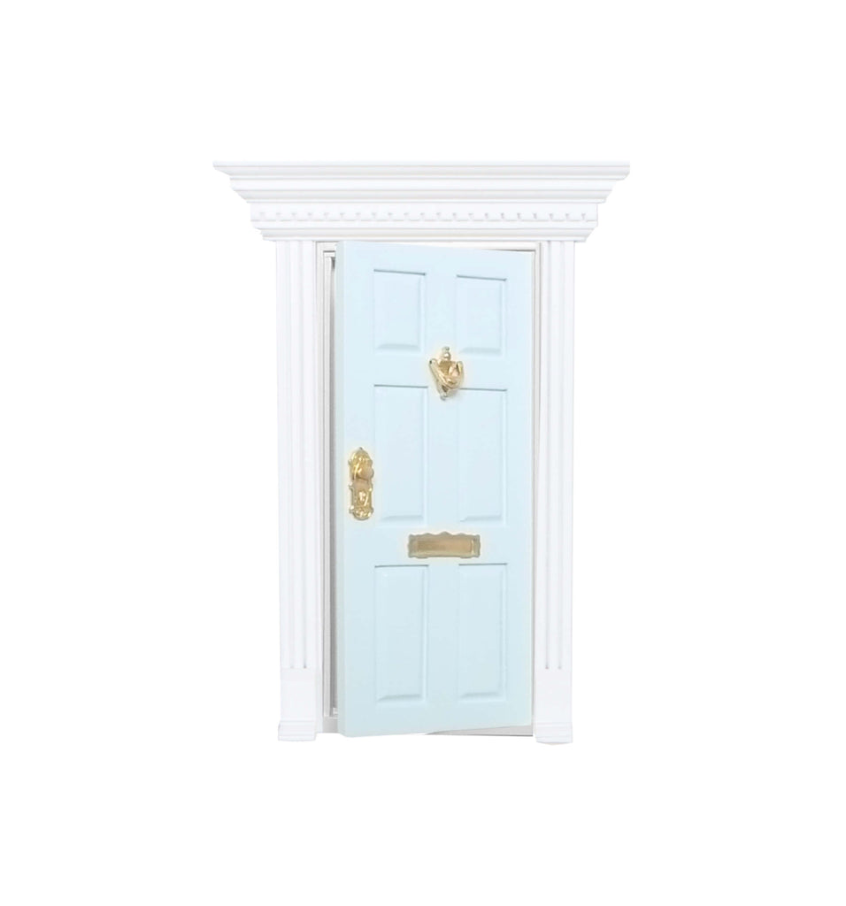 Pale Blue - Elf Door