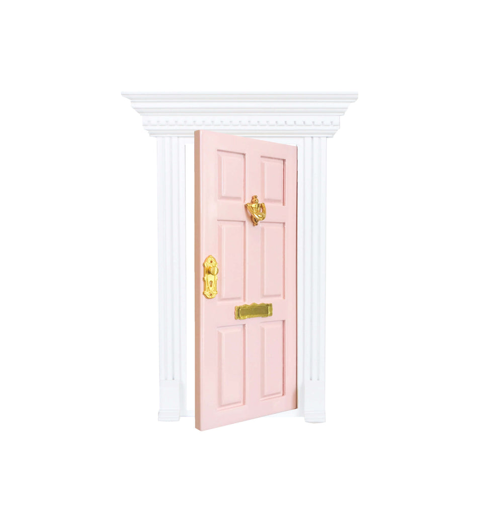 Coral Blush - Elf Door