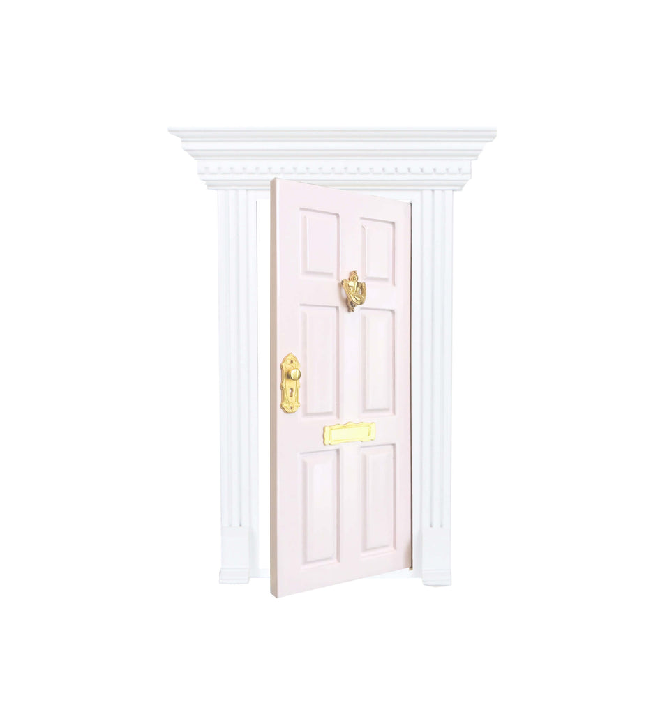 Pink Marshmallow - Elf Door
