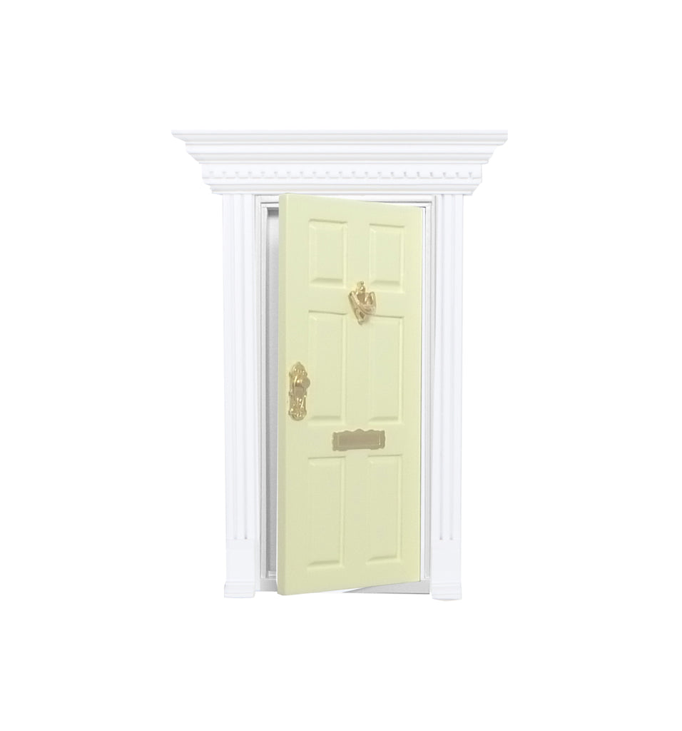 Pale Yellow - Elf Door