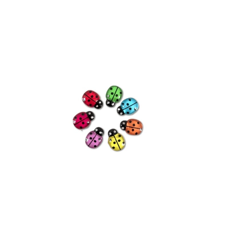 Ladybirds - set of 7