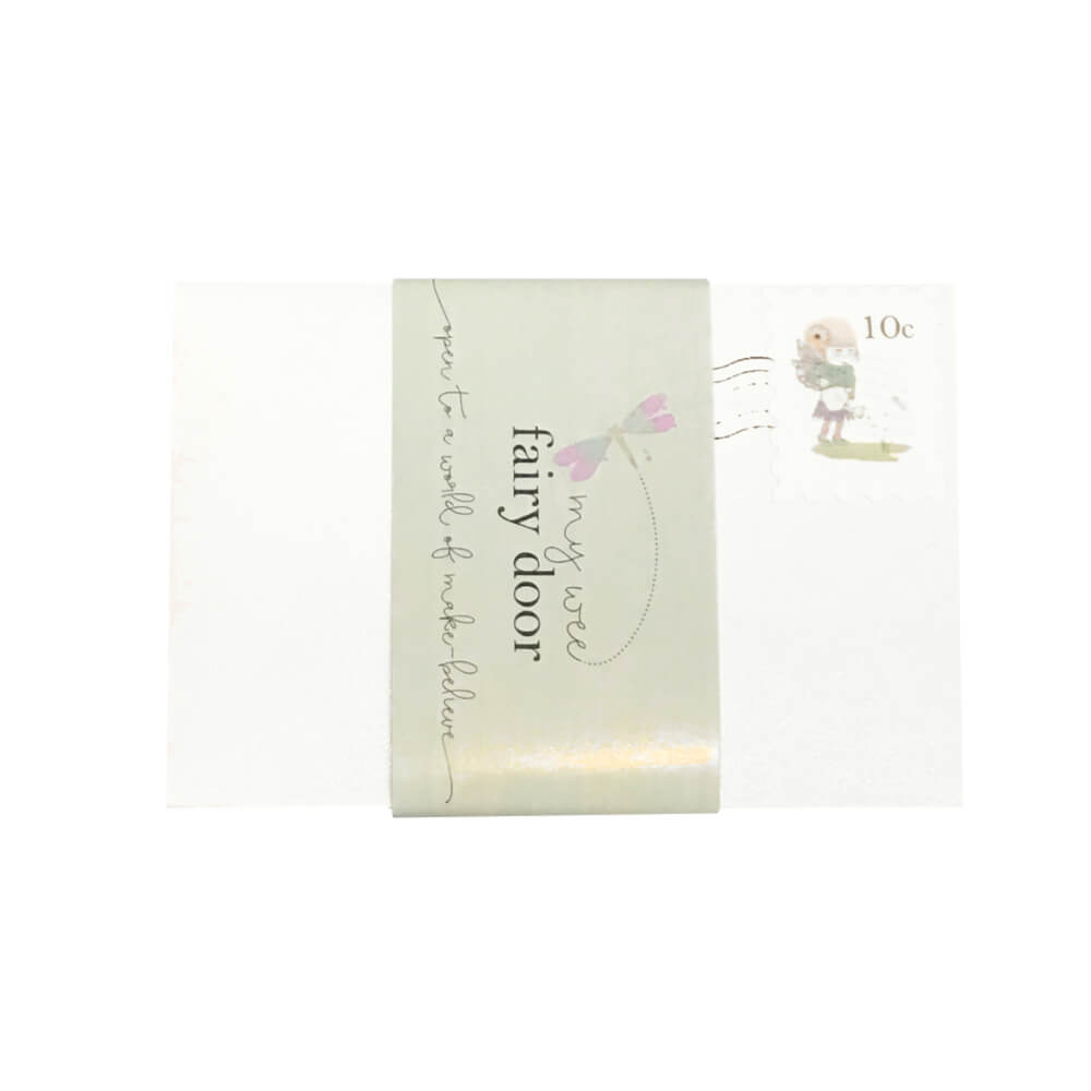 Fairy Mail Envelopes - pk of 5