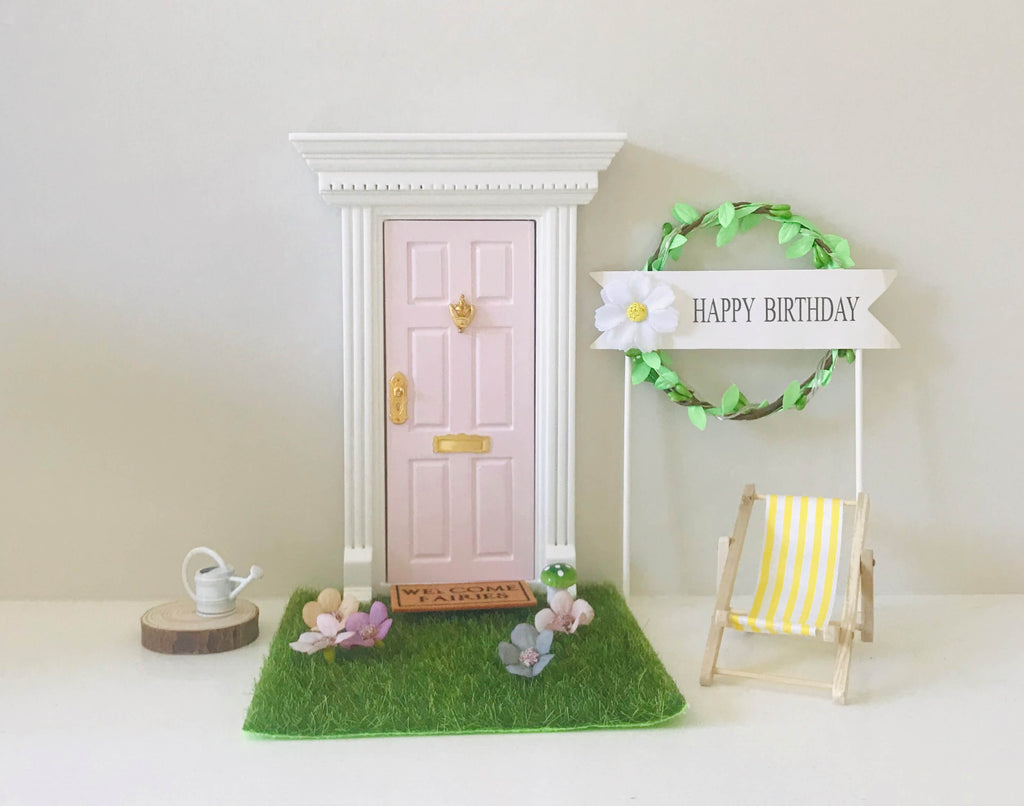 Cake Topper - Happy Birthday