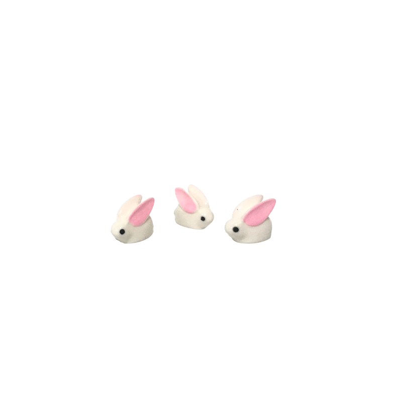 Rabbits - Pk of 3
