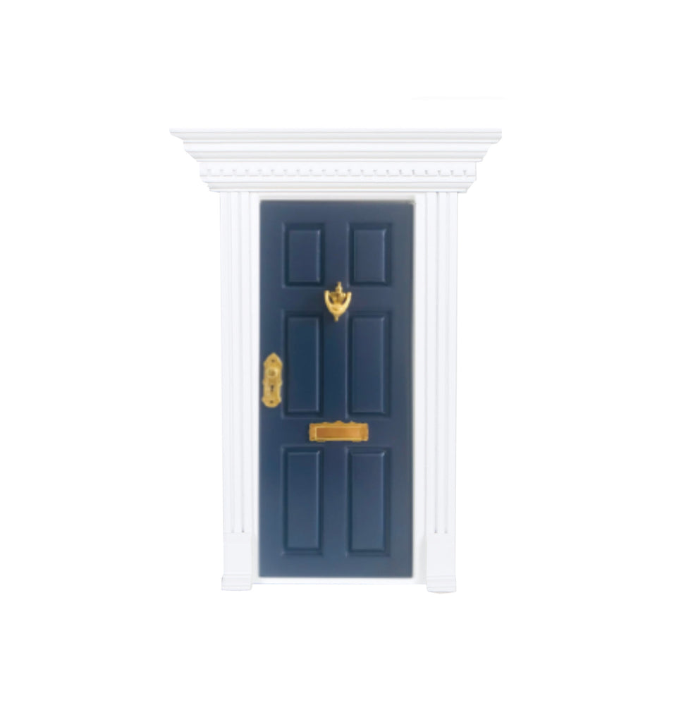 True Blue - Elf Door