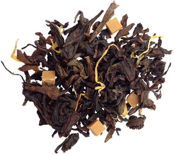 Caramel Oolong Shibui Loose Leaf Tea