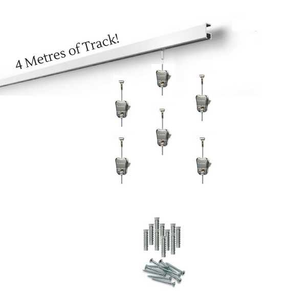 Stainless Steel Starter Kit 4 Metres