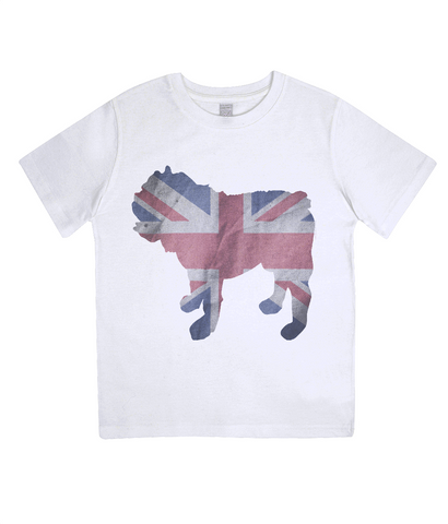English Bulldog - Junior T-shirt - Eco Tee Shack