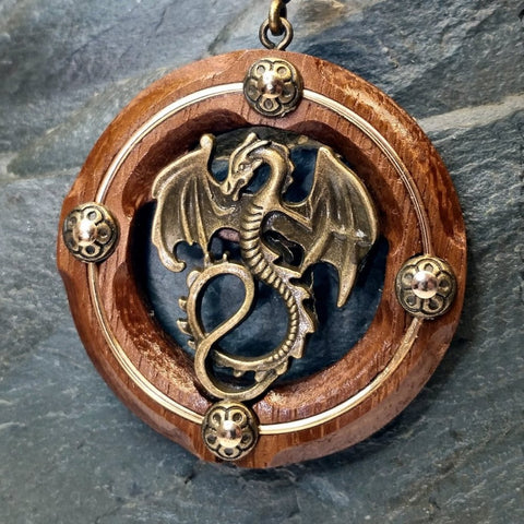 Wood Based Pendants