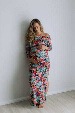 Pre-Order Limited Edition Floral Print Gowns