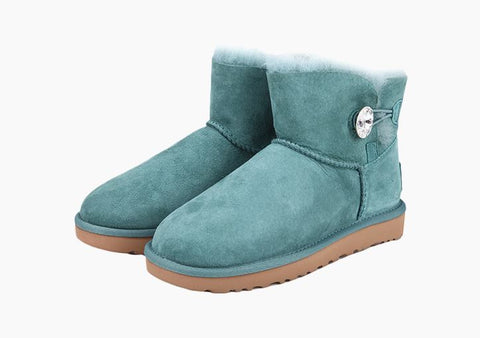 UGG Women's  Round Toe Winter Ankle Boots