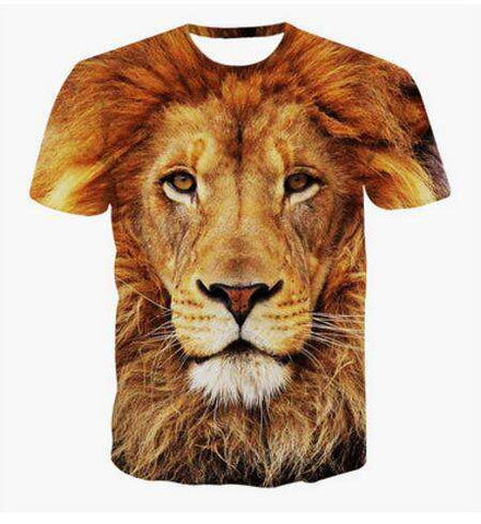 3d t shirt Men t-shirts summer casual