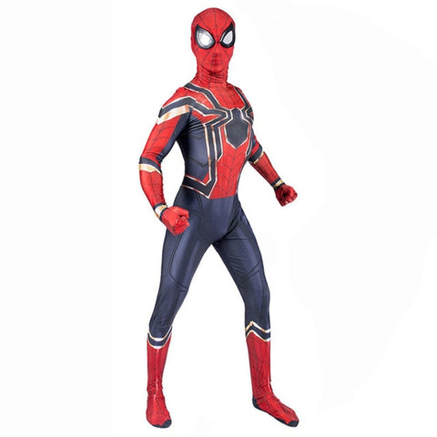Spider-Man Homecoming Cosplay Halloween Costume