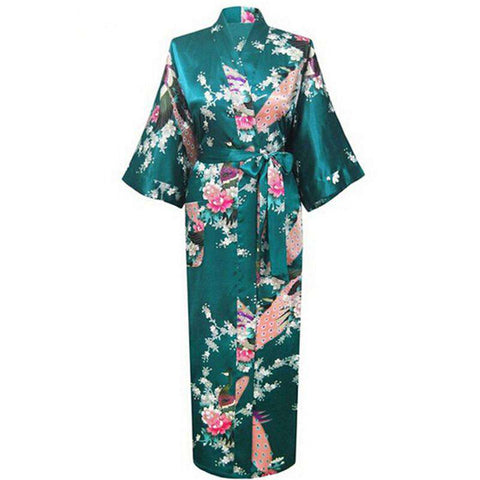 Nightgown For Women Kimono Sleepwear