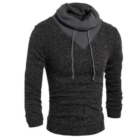 Hoodies Men Long Sleeve Casual Slim Sweatshirts