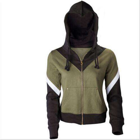 Hooded Sweater Cosplay Unisex