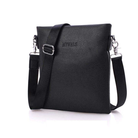 Famous Brand Leather Men Bag Casual Business Leather Mens