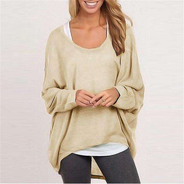 Women Blouse Brand New Fashion Long Sleeve Casual Loose