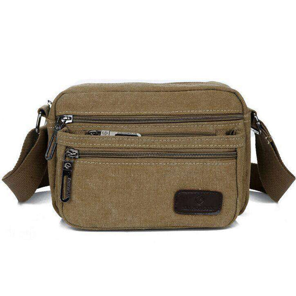 Men Messenger Travel Bag