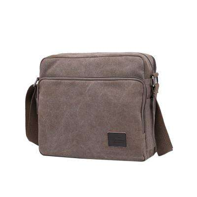 Men Messenger Canvas Vintage Casual Shoulder Bags