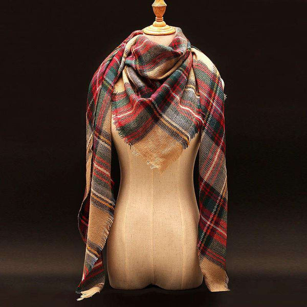 Women's Scarves and Wraps