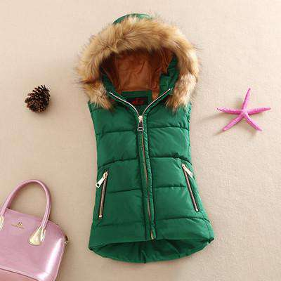 Reversible Winter Jacket Women