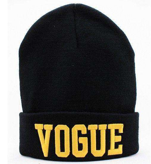 Cap Knitted Hats For Men And Women casual