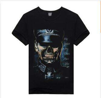 Men 100% Cotton Casual Brand 3d