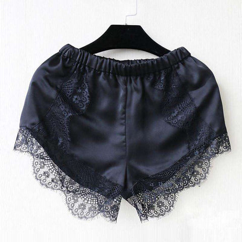 Free Size Women Elastic Casual Shorts