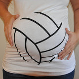 Thin 3D Printed T Shirt For Maternity Women Cute Mom Tops