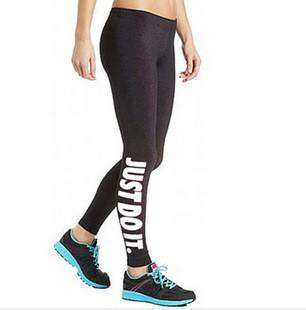 Casual Just Do It Women Leggings