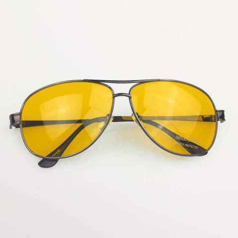 Eyewear sun glass gun Metal Frame men sunglasses
