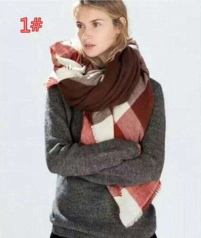 Basic Shawls and Women's Scarves