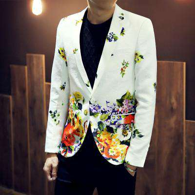 Casual Blazer Business Suit Slim Fit for men