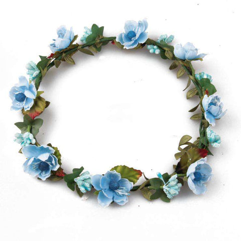 Hair Floral Headband Hair Accessories For Women