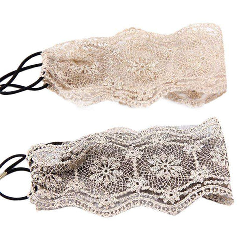 Headband Hair Bands Hair Band Lace For Women