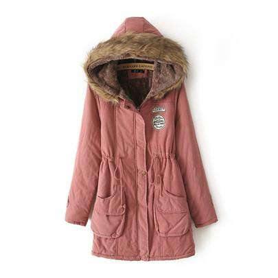 Jacket Women Coats Thick Fashion Coat