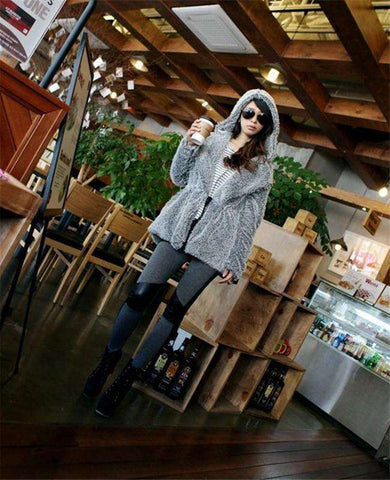 Elastic Pencil leather leggings casual vintage