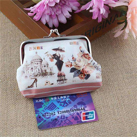 Fashion  wallets  Womens Small Wallet Card Holde