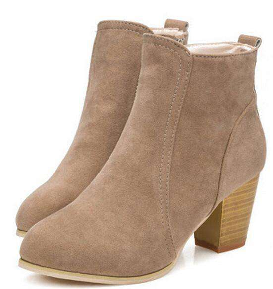 Casual Boot Autumn Winter Boots